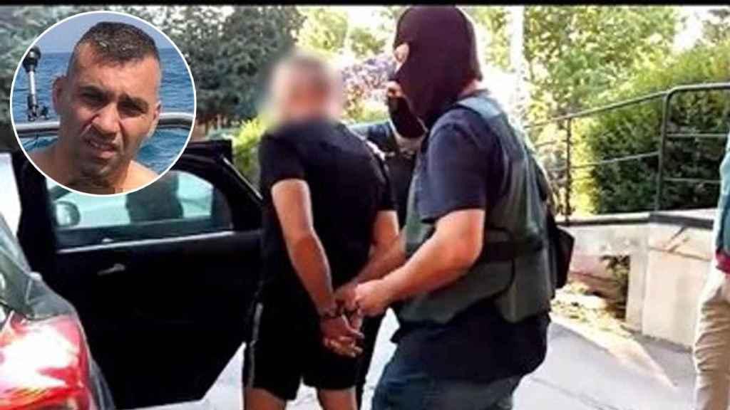 La Guardia Civil detuvo de nuevo a Antonio Tejón este lunes.