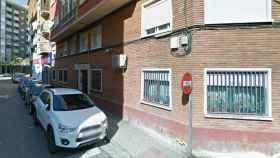 Lugar de los hechos, en el barrio de Delicias de Zaragoza.