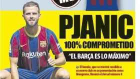 Portada Mundo Deportivo 16-09-2020