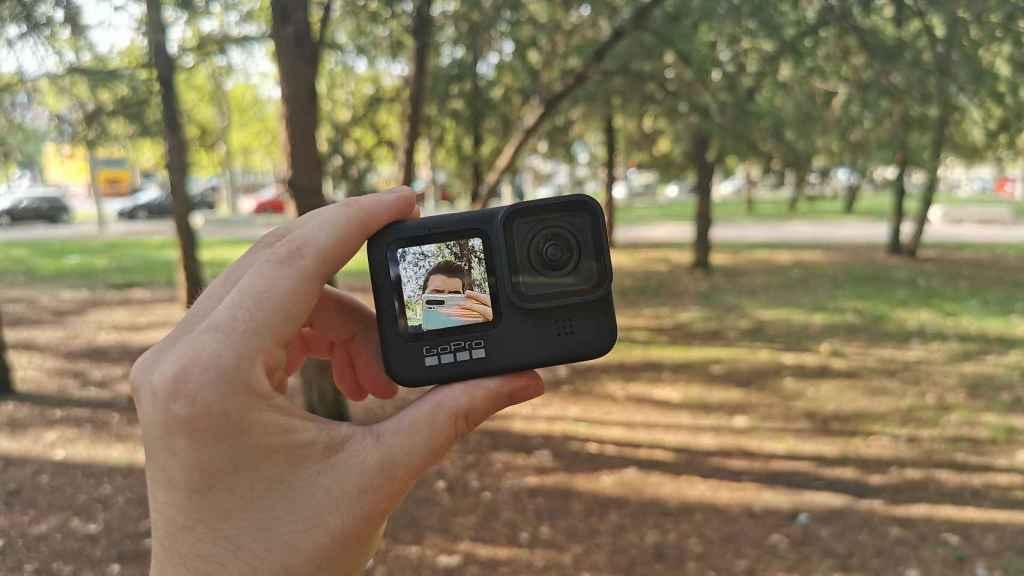 GoPro Hero9 Black.