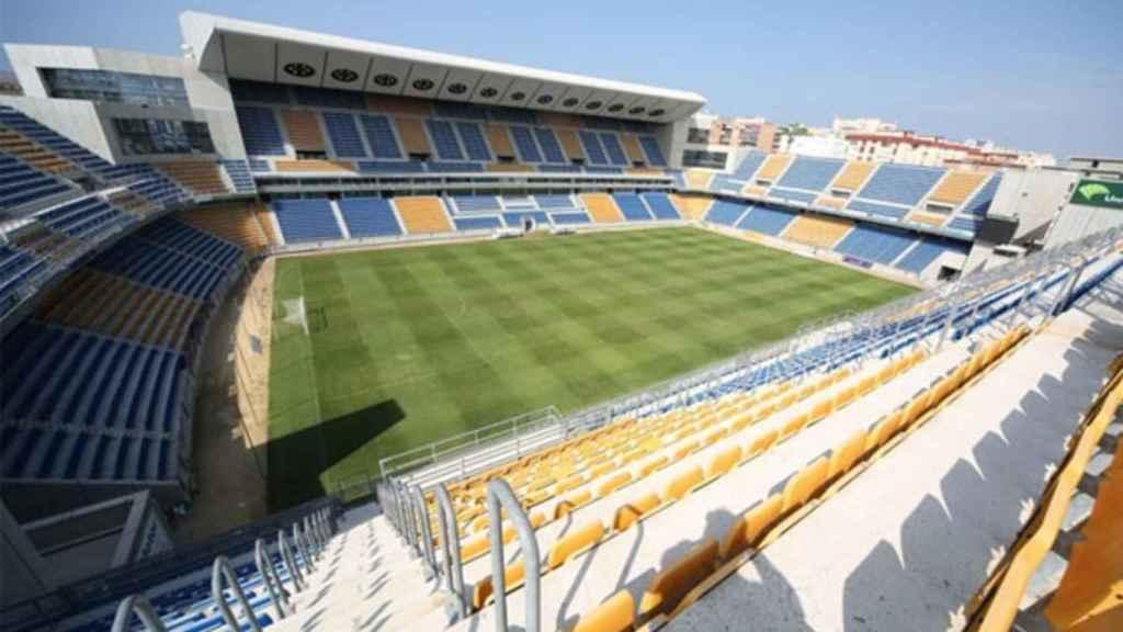 El interior del Estadio Ramón de Carranza