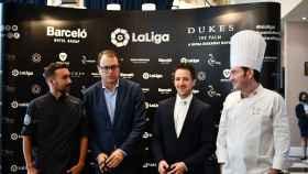 LaLiga lleva la cocina española a Dubai y triunfa con Spanish Extravaganza