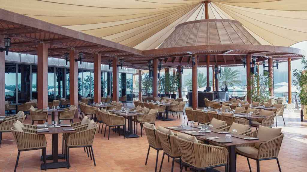 Instalaciones del hotel Dukes The Palm Royal Hideaway & Resorts en Dubai