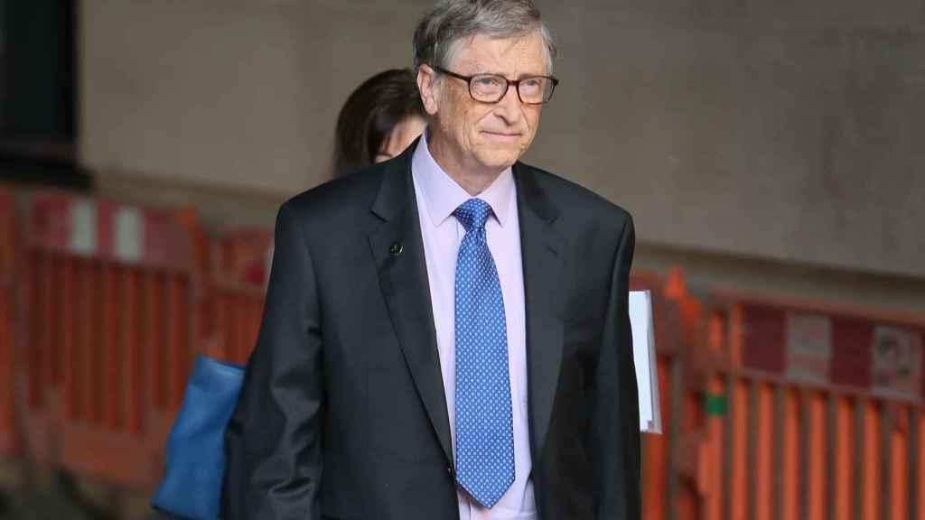 La filtración incluye vídeos conspiranoicos sobre Bill Gates
