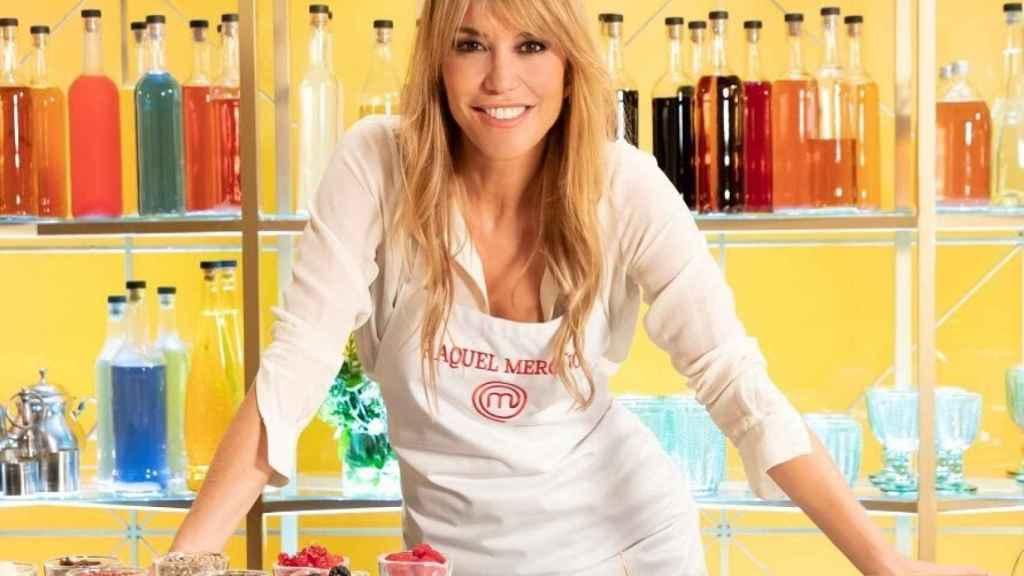 Raquel Meroño, en 'MasterChef Celebrity'.