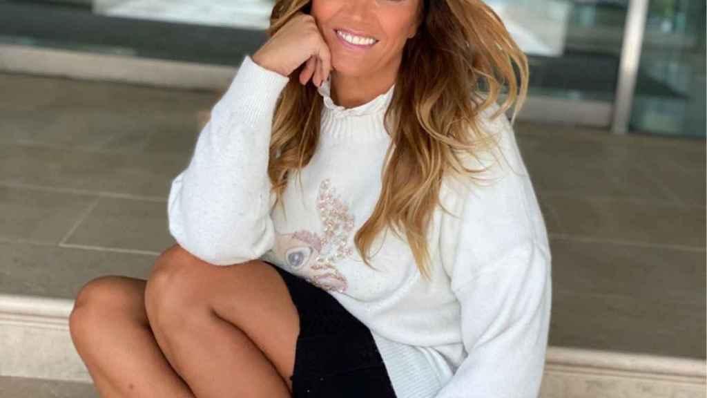 Marta López en una imagen de su Instagram.