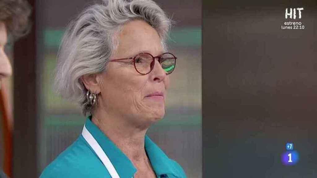 Lucía Dominguín debutaba en 'Masterchef Celebrity' mientras su nieta estaba en 'La Resistencia'.