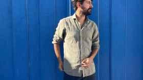 El escritor Xacobe Pato.