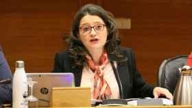 Mónica Oltra, vicepresidenta de la Generalitat Valenciana y consejera de Igualdad. EE