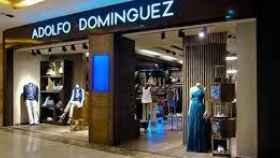 Una de las tiendas de Adolfo Domínguez.