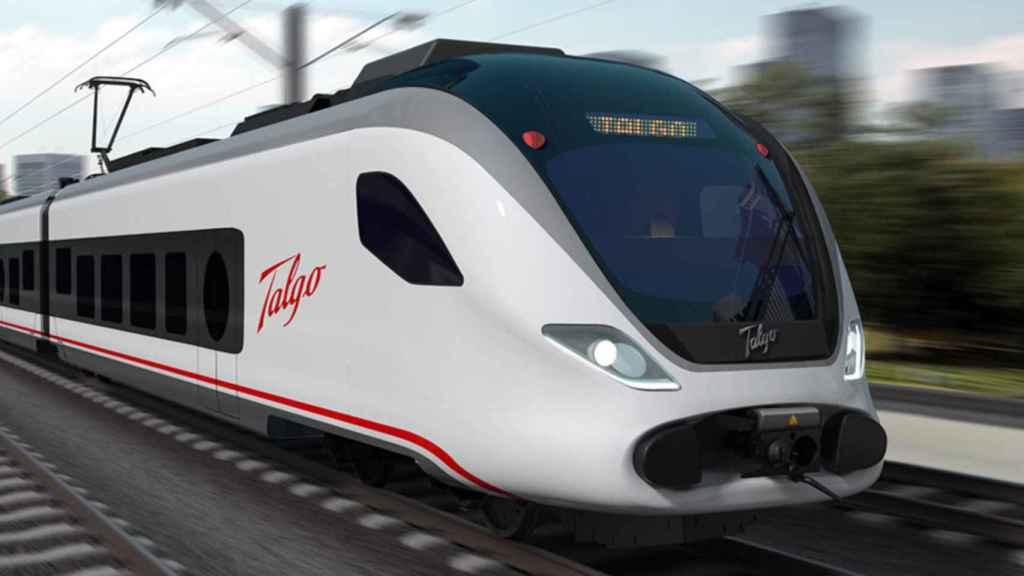 El nuevo sistema de hidrógeno de Talgo servirá para trenes de Cercanías y Media Distancia