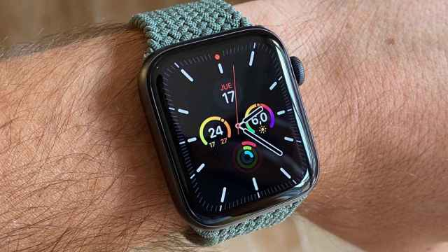 Apple Watch SE, el reloj inteligente de Apple.