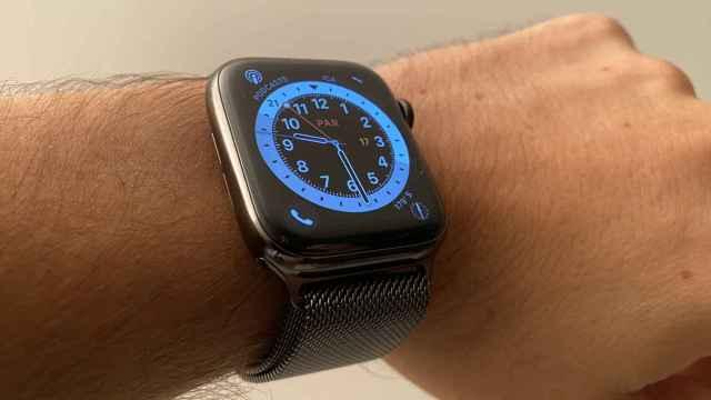Apple Watch Series 6, uno de los mejores relojes inteligentes.