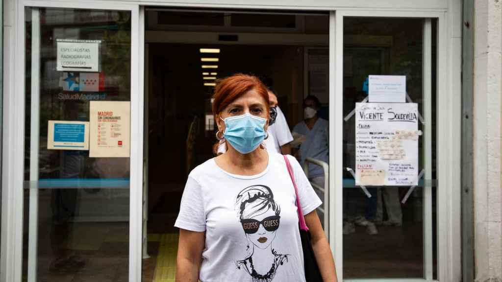 Guadalupe está enfadada por cómo se está gestionando la pandemia.