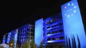 Sede de Mediaset España en Madrid, en una imagen de archivo.