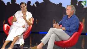 Vicky Martín Berrocal y Bertín Osborne