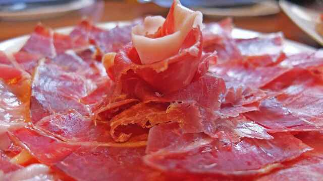 El mejor jamón ibérico de España
