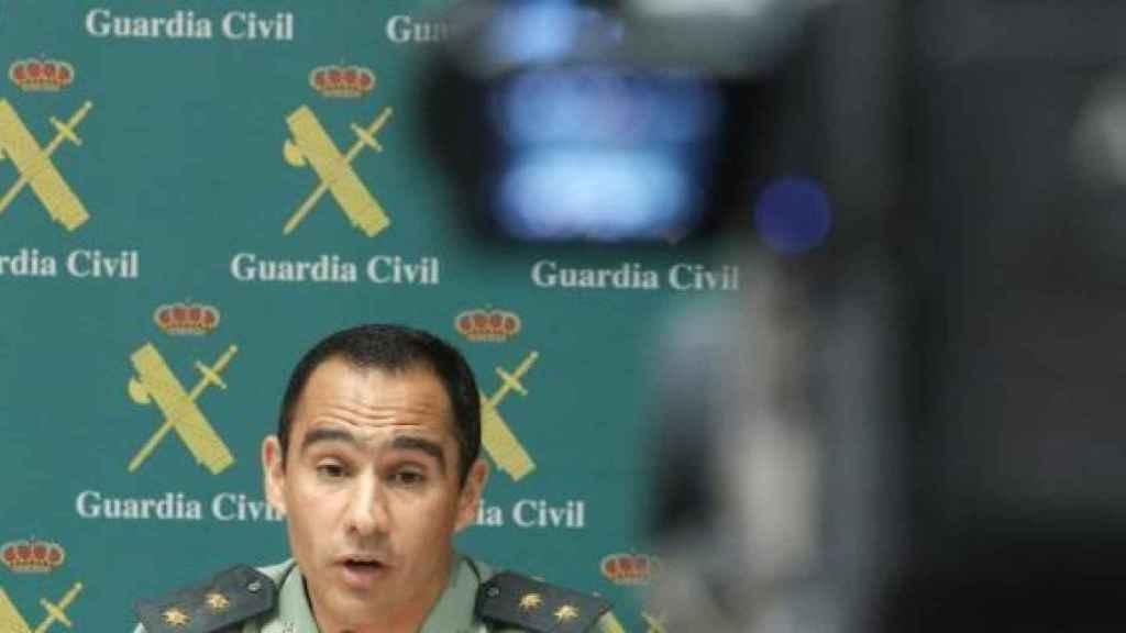 El nuevo jefe de la Comandancia acude para al epicentro de la lucha contra el narcotráfico.