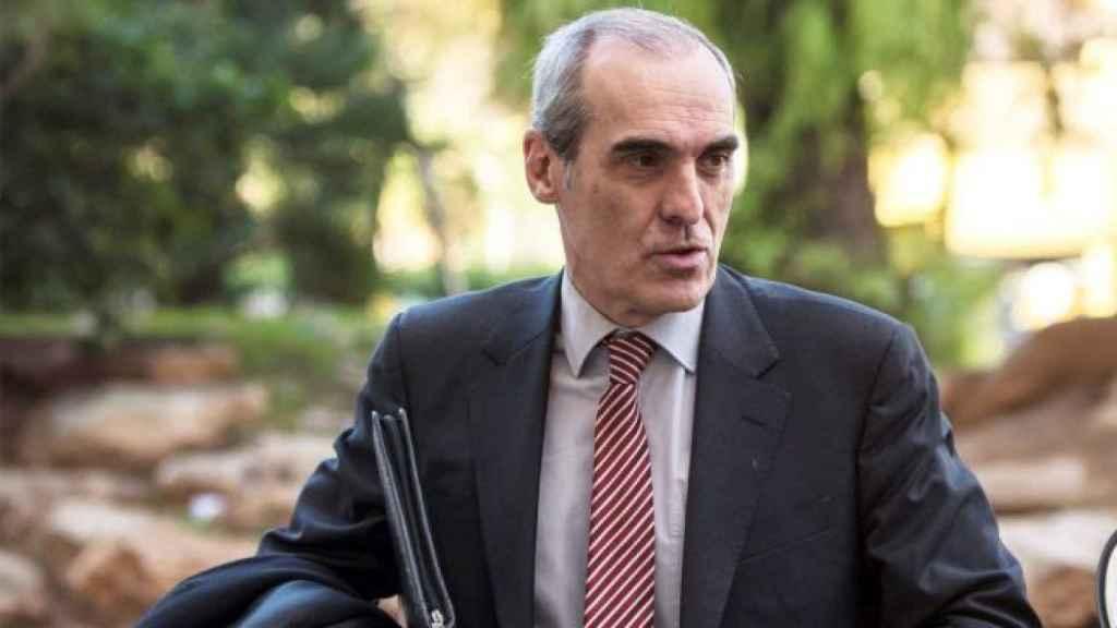Alejandro Luzón./
