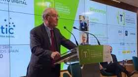 Francisco Fonseca , director de la Representaciónde la Comisión Europea en España