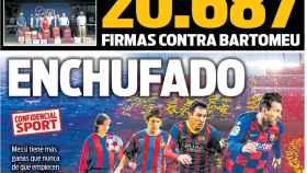 Portada Sport 18-09-2020