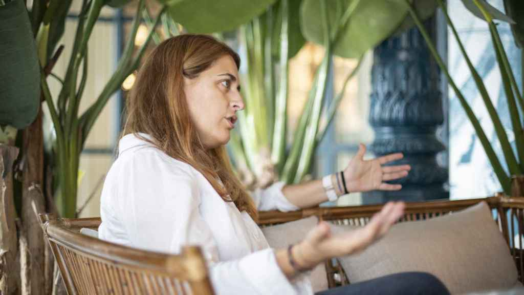 Marta Pascal, presidenta del PNC.