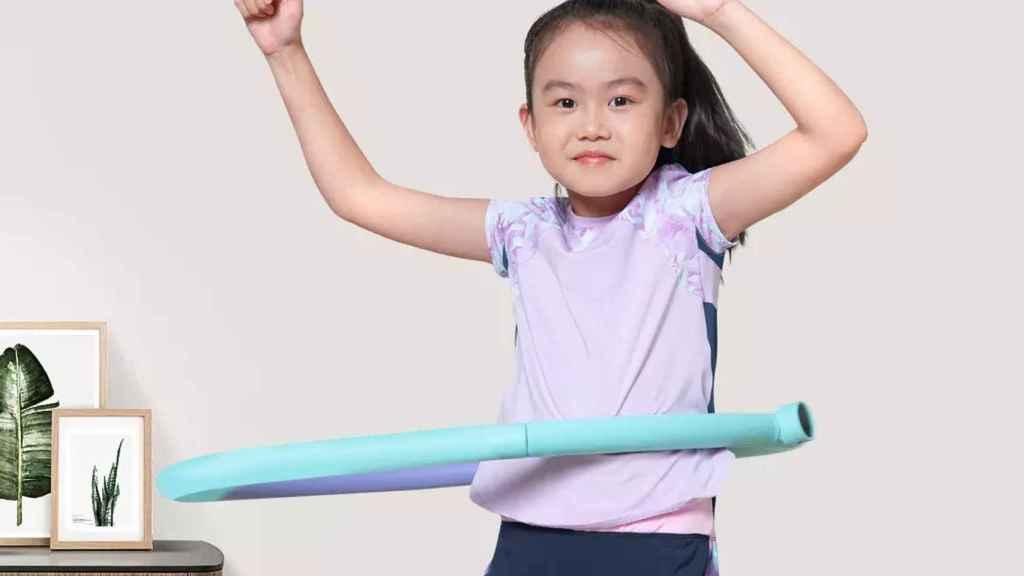 Hula hoop inteligente de Xiaomi.