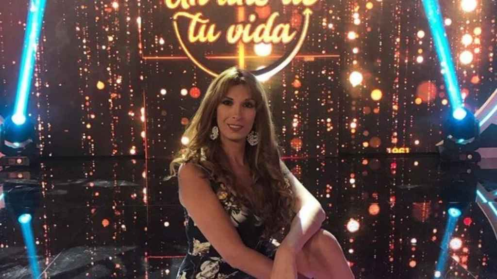 Valeria Vegas en el programa 'Un año de tu vida'.