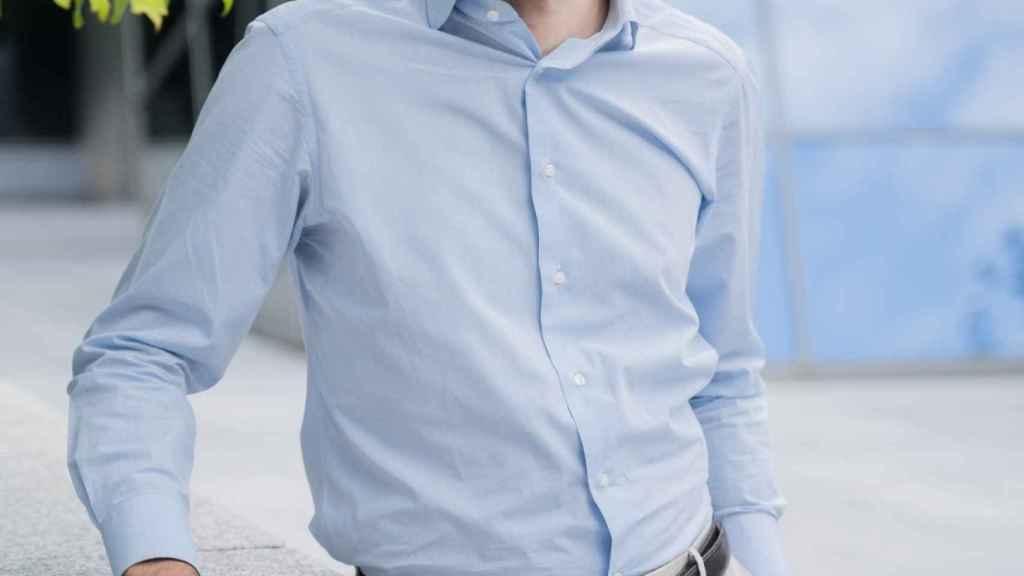El director general de Uber en España.