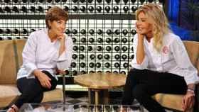 Anabel Alonso y Bibiana Fernández (RTVE)