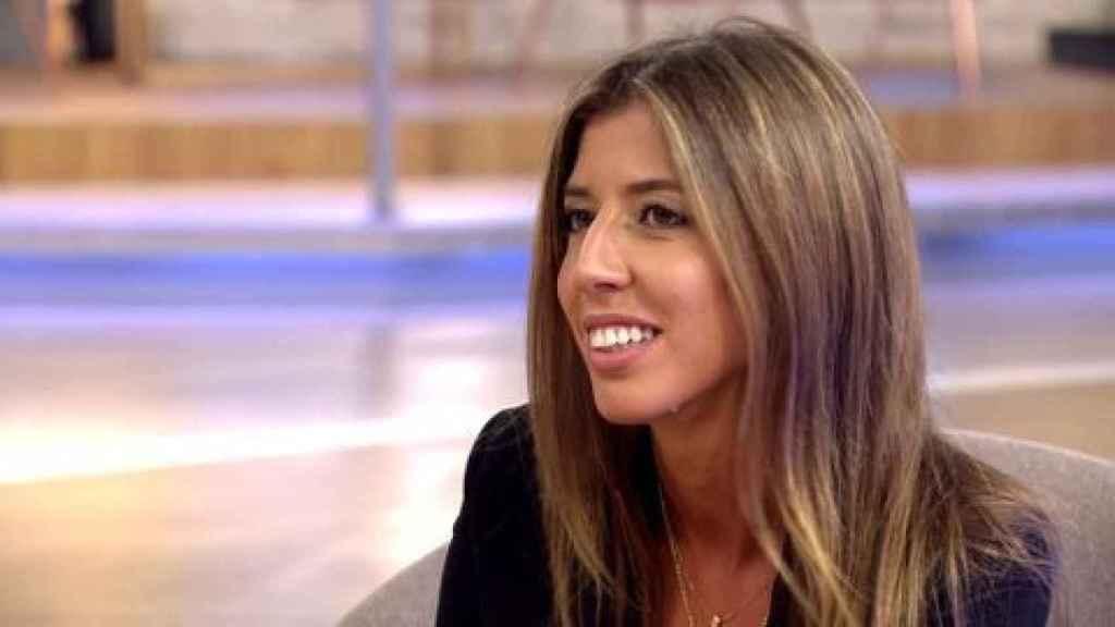 Karelys Rodríguez durante su debut en 'Viva la vida'.