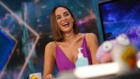 Tamara Falcó, en su estreno en 'El Hormiguero'.