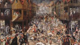 'La furia española en Amberes, 4 de noviembre de 1576'