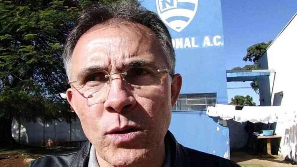 José Danilson, presidente del Nacional Atlético
