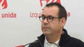 Juan Ramón Crespo, líder de IU en CLM