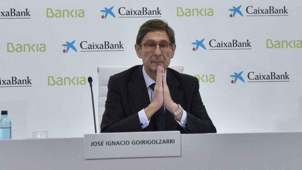 La profunda nostalgia de 'Goiri' ante el final de su etapa al frente de Bankia