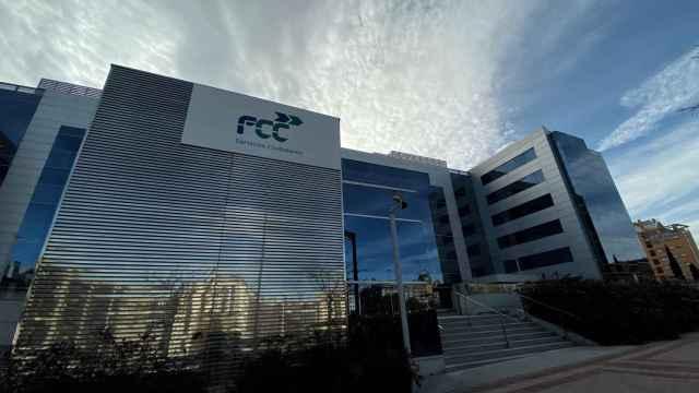 Sede central de FCC.
