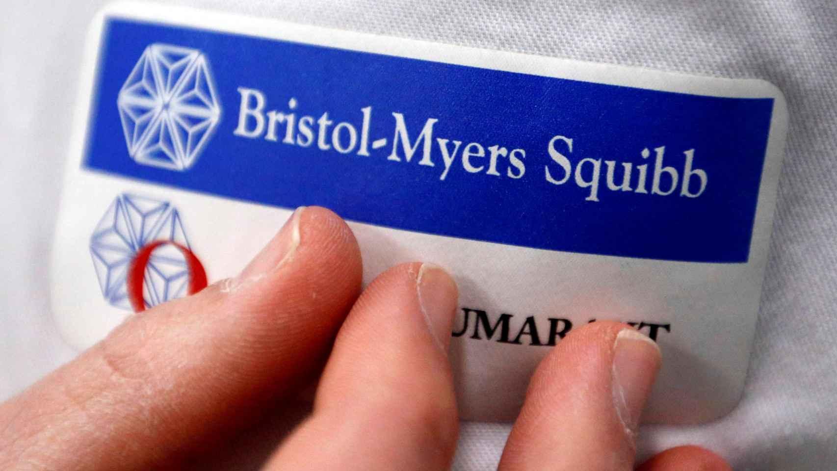 El logo de BMS (Reuters).