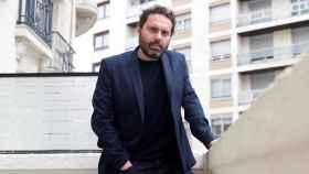 Aitor Gabilondo, creador de la serie Patria.