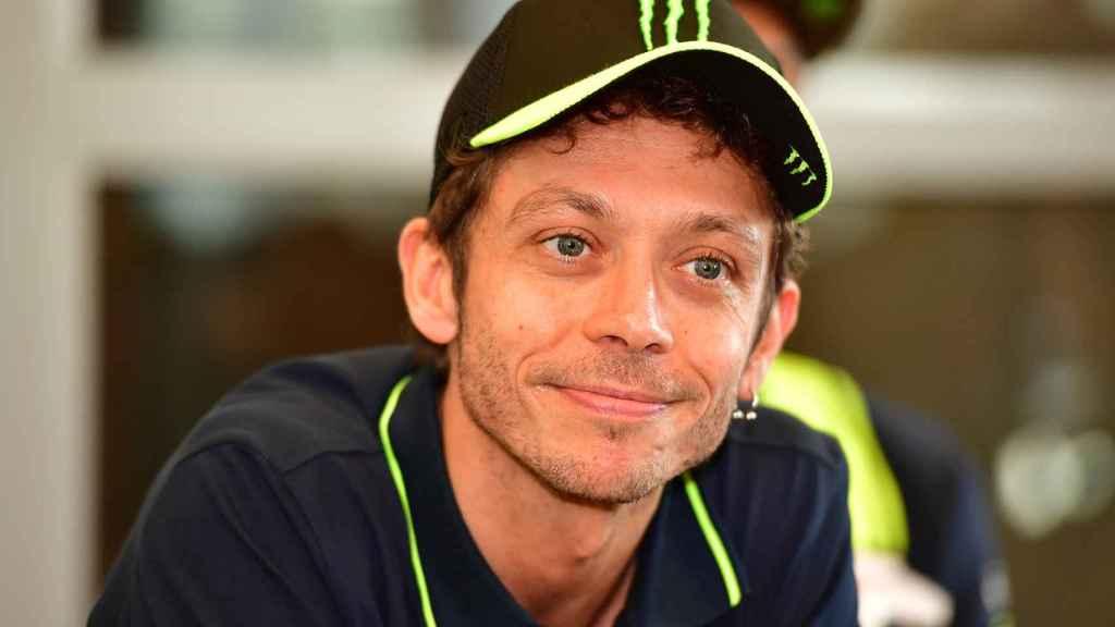 Así es el nuevo coche de Valentino Rossi que está inspirado en su MotoGP