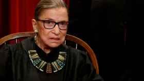 Ruth Bader Ginsburg falleció este viernes.