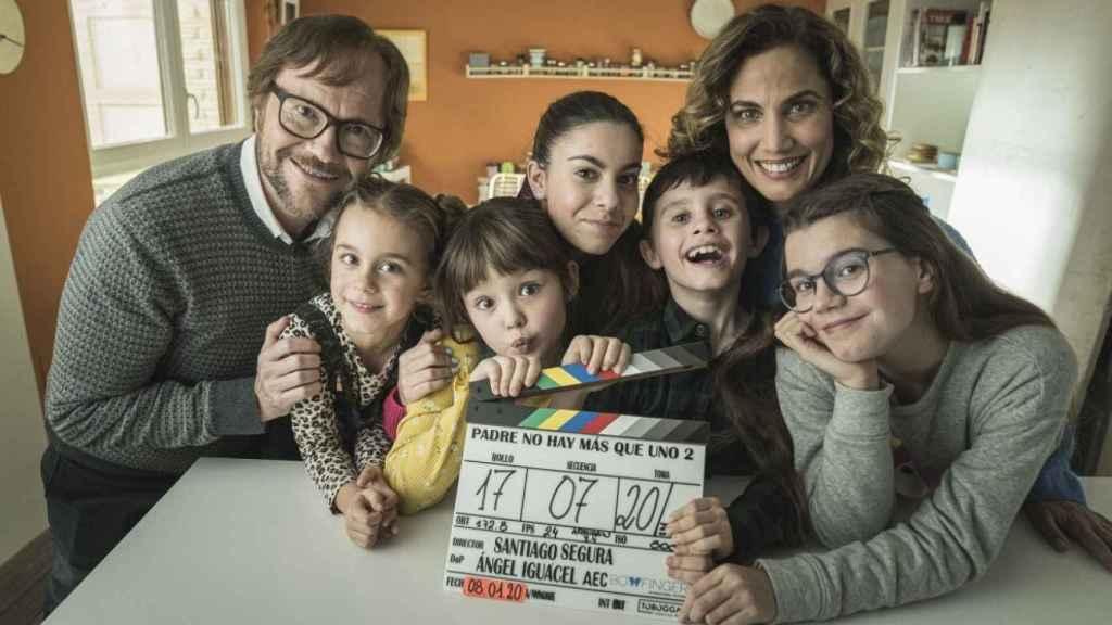 Santiago Seguro estrenó en plena pandemia la secuela de su último éxito.