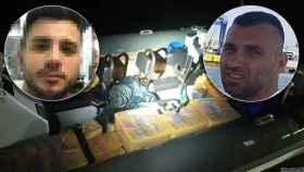 Alejandro Cueto (izquierda) se encuentra en busca y captura. Está considerado 'mano derecha' de Antonio Tejón 'el Castaña'.