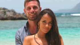 Tom y Melyssa, de 'La isla de las tentaciones' (Mediaset)