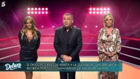 Marta López y Lydia Lozano en 'Deluxe'.
