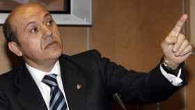 José María del Nido, expresidente del Sevilla FC