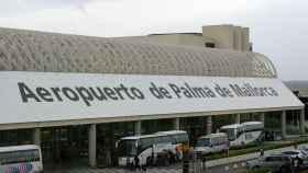 Aeropuerto de Palma.