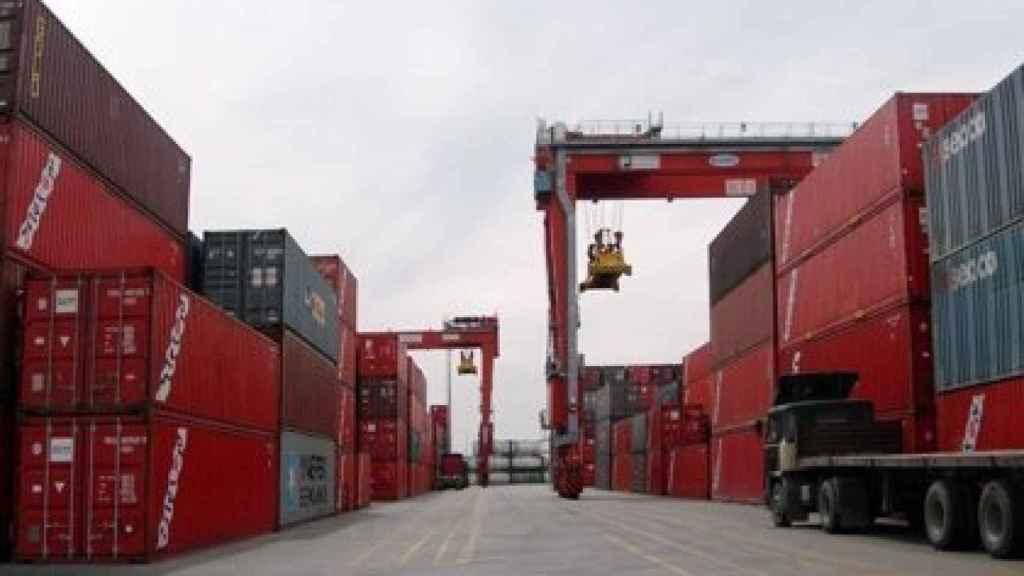 Exportaciones españolas.