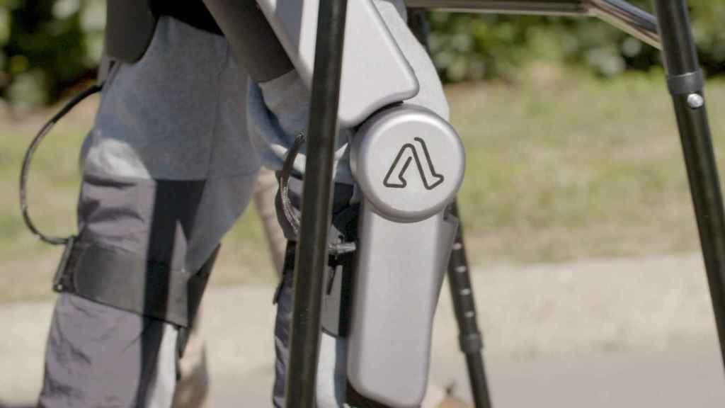 Exoesqueleto de Able Human Motion.