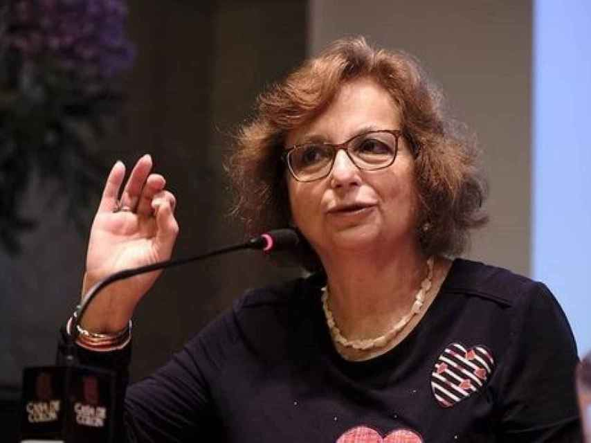 Rosa María Rodríguez Magda.